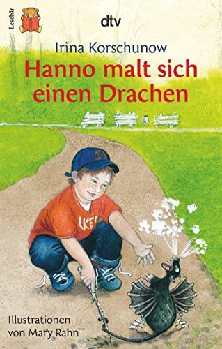 9783423075619: Hanno Malt Sich Einen Drachen