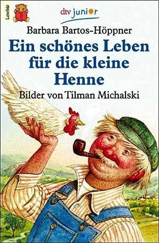 9783423075879: Ein schönes Leben für die kleine Henne, Großdruck
