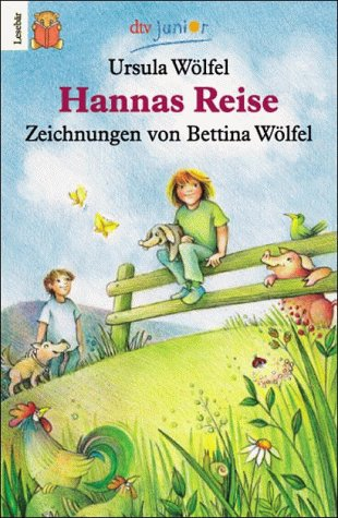 9783423075954: Hannas Reise (DTV junior)