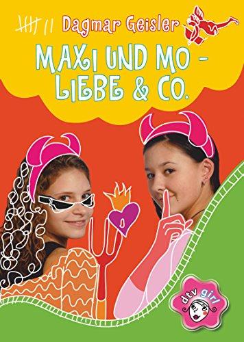 9783423076036: Maxi Und Mo; Liebe Und Co