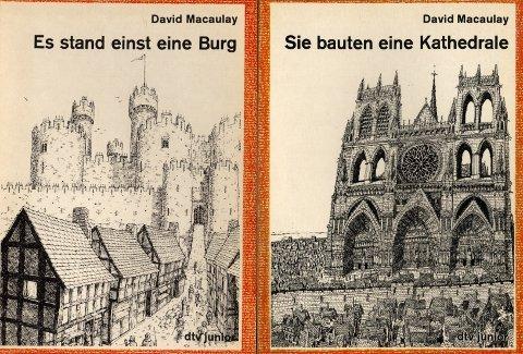 9783423079006: Sie bauten eine Kathedrale (4980 301).