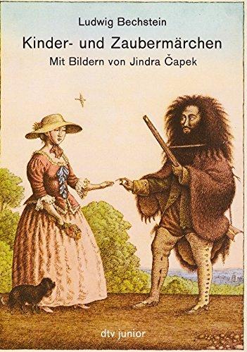 Kinder- und Zaubermärchen. Im grossen Format: Ludwig Bechstein