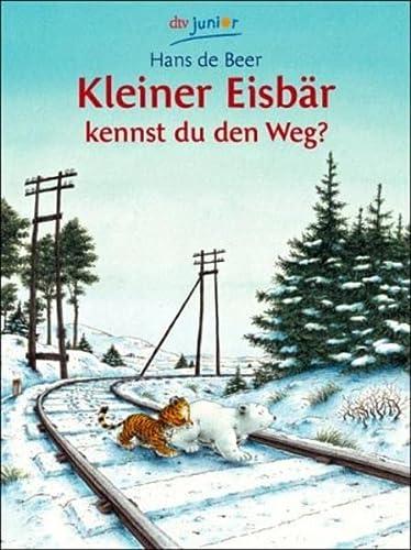 9783423079648: Kleiner Eisbär, kennst du den Weg?