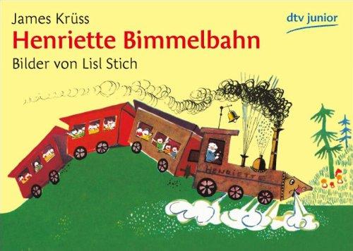 9783423079815: Henriette Bimmelbahn