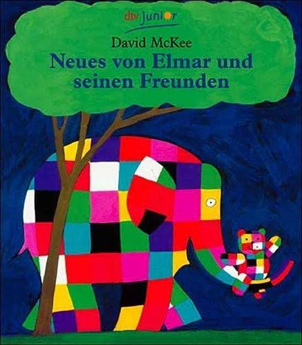 9783423079983: Neues von Elmar und seinen Freunden. Bravo, Elmar / Elmar und der Teddybär.