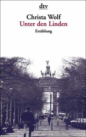 9783423083867: Unter den Linden. Erzählung