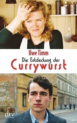 9783423083942: Die Entdeckung der Currywurst: Novelle