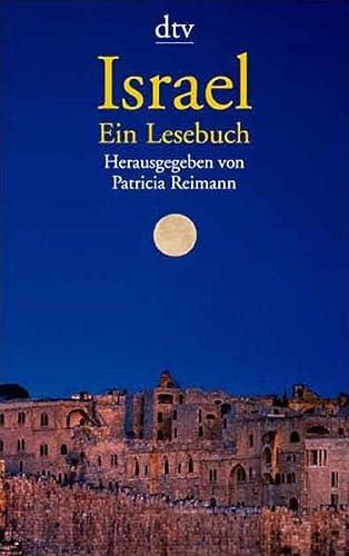 9783423084413: Israel: Ein Lesebuch