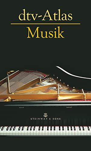 9783423085991: dtv-Atlas Musik