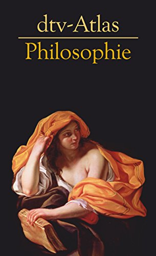 9783423086004: dtv - Atlas Philosophie