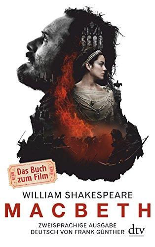 9783423086486: Macbeth Zweisprachige Ausgabe: Deutsch von Frank Günther