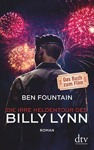 9783423086530: Die irre Heldentour des Billy Lynn