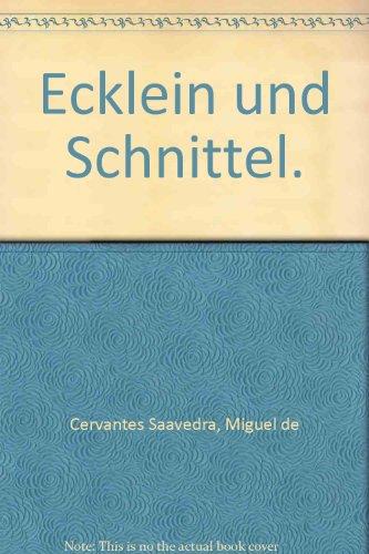 9783423090186: Ecklein und Schnittel.