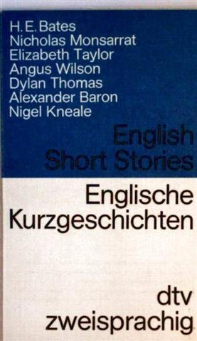 English Short Stories, 2 = englische Kurzgeschichten,: Monsarrat, E. Talor,