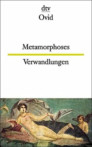 9783423091800: Metamorphoses