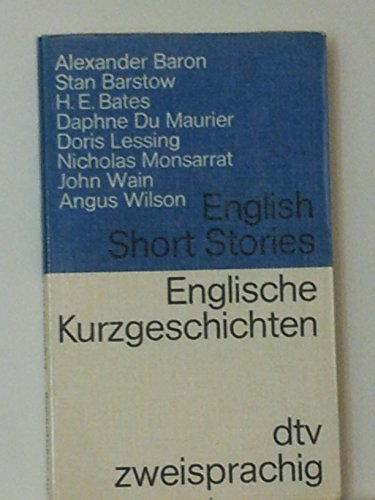 9783423092067: English Short Stories 2. Englische Kurzgeschichten 2. Engl. /Dt.