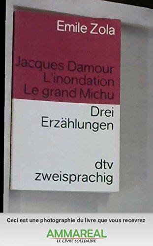 Jacques Damour dtv ; 9265 : dtv: Zola, Emile und