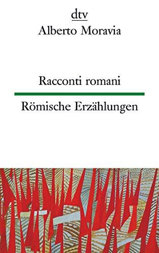 9783423092692: Römische Erzählungen / Racconti romani.