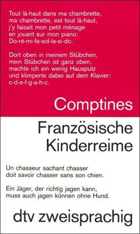 9783423093378: Französische Kinderreime; Comptines