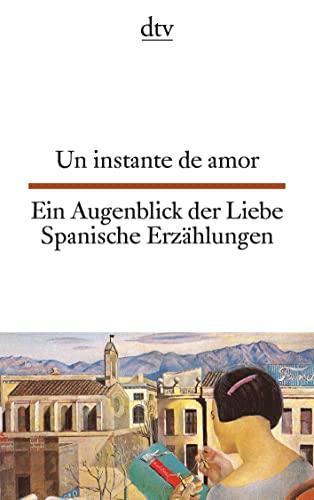 9783423093491: Spanische Erzählungen aus dem frühen 20. Jahrhundert / Cuentos Espanoles. Spanisch-deutsch.