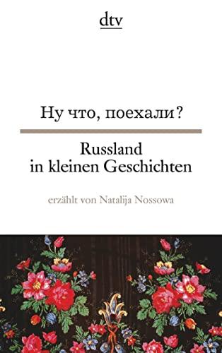9783423094665: Rußland in kleinen Geschichten