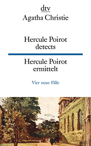 Hercule Poirot detects Hercule - Poirot ermittelt (3423095148) by Agatha Christie