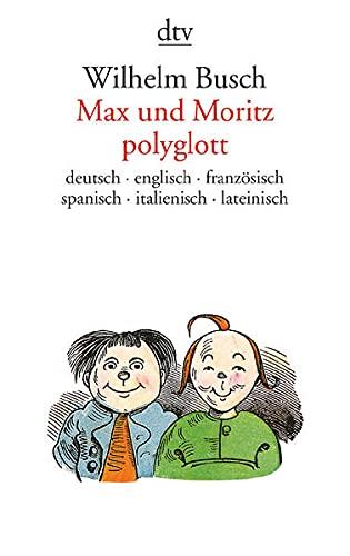 9783423100267: Max und Moritz, polyglott