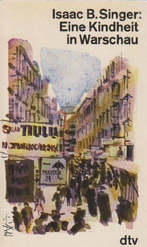 9783423101875: Eine Kindheit in Warschau