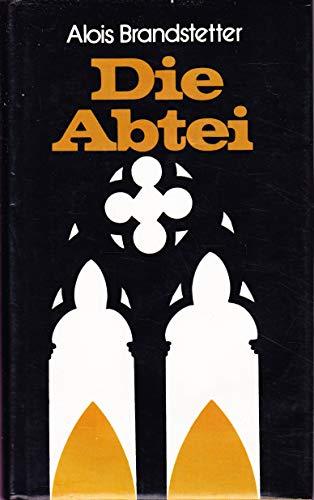 9783423102186: Die Abtei. Roman