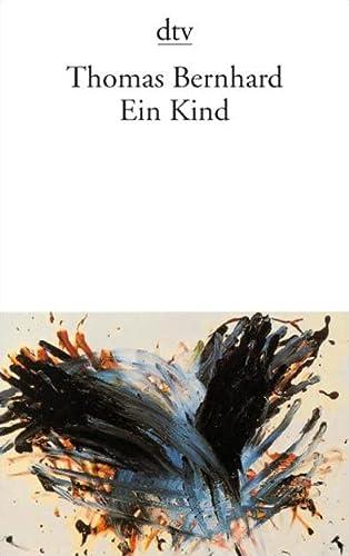 9783423103855: Ein Kind (German Edition)
