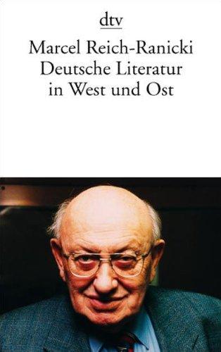 9783423104142: Deutsche Literatur in West und Ost