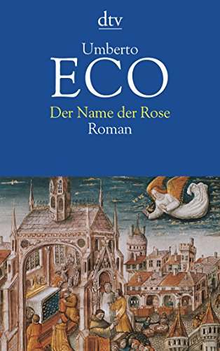 9783423105514: Der Name der Rose: Roman