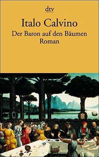 9783423105781: Der Baron auf den Bäumen.