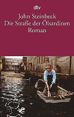 9783423106252: Die Strasse Der Olsardinen (German Edition)