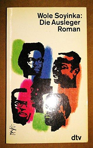 9783423107266: Die Ausleger. Roman