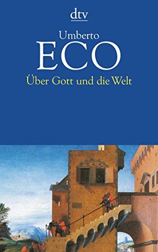 9783423108256: Über Gott und die Welt. Essays und Glossen.