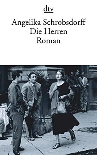 9783423108942: Die Herren (German Edition)