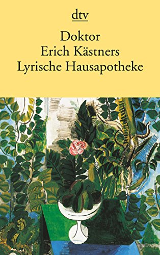 9783423110013: Lyrische Hausapotheke (German Edition)