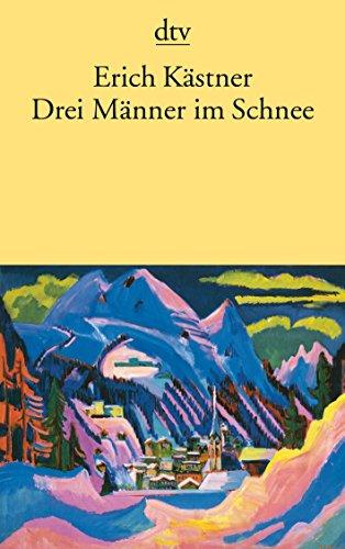 9783423110082: Drei Manner Im Schnee