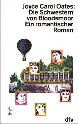 9783423112444: Die Schwestern von Bloodsmoor. Ein romantischer Roman.