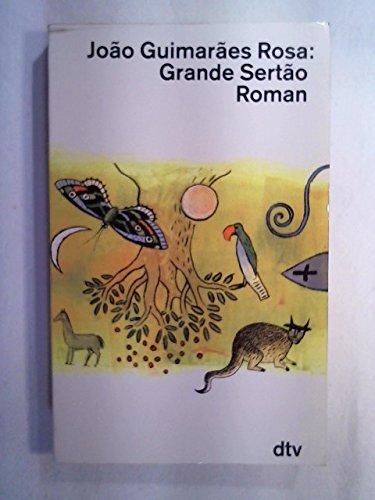 9783423115988: Grande Sert�o. Roman. Drei Kontinente