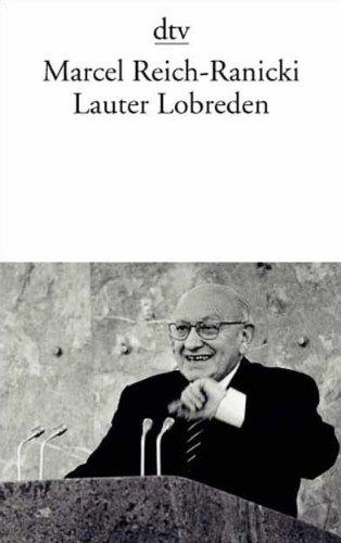9783423116183: Lauter Lobreden