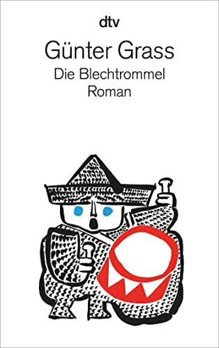 9783423118217: Die Blechtrommel (German Edition)
