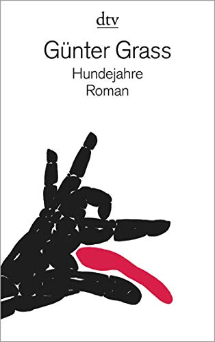 9783423118231: Hundejahre (Fiction, Poetry & Drama) (English and German Edition)