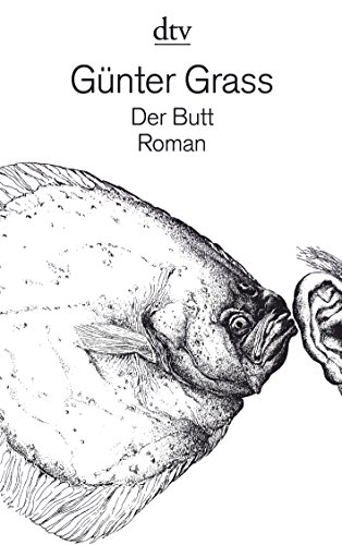 9783423118248: Der Butt (Fiction, poetry & drama) (English and German Edition)