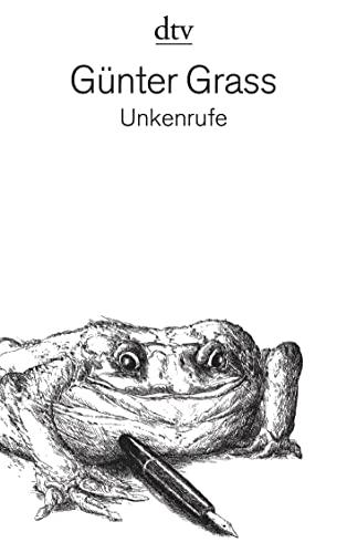 9783423118460: Unkenrufe (English and German Edition)