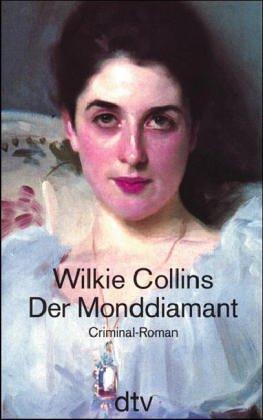 9783423121828: Der Monddiamant. Ein Criminal- Roman.