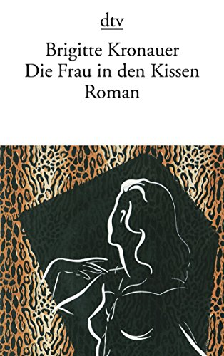 9783423122061: Die Frau in den Kissen.