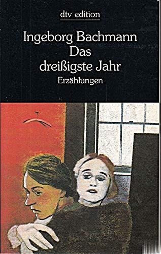 9783423122436: Das dreissigste Jahr. Erzählungen (dtv edition)