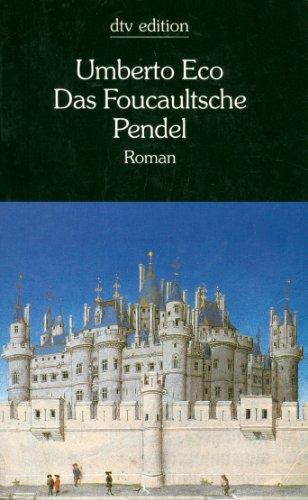 9783423122443: Foucaultische Pendel (German Edition)